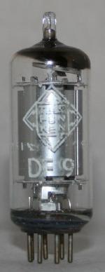 DF 91 Common type tube/semicond EU