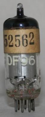 DF 96 Common type tube/semicond EU
