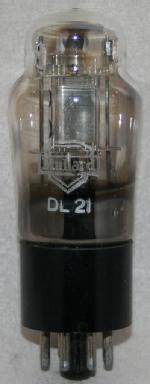 DL 21 Philips Eindhoven tubes international NL