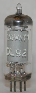 DL 92 Common type tube/semicond EU