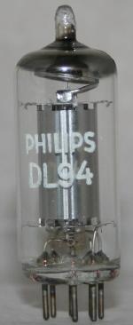 DL 94 Common type tube/semicond EU