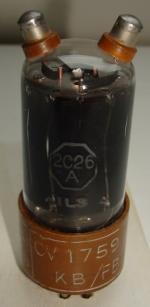 2C26A KB/FB Hauteur 85mm avec pins Diamètre 28mm