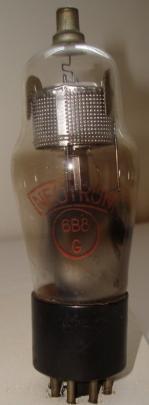 6B8G NEOTRON 8 pins Hauteur 105mm avec pins Diamètre 37mm