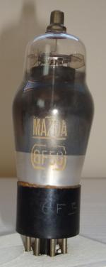 6F5G MAZDA 5 pins Hauteur 112 mm Diamètre 38 mm