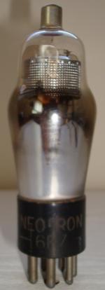 6B7 NEOTRON 7 pins Hauteur 117 mm Diamètre 38mm