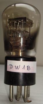 DW1B MAZDA METAL 7 pins Haueur 117 mm Diamètre 45 mm
