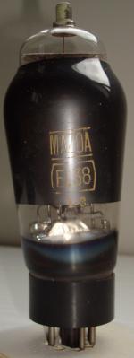 EL38 MAZDA 7 pins Hauteur 138 mm Diamètre 48 mm
