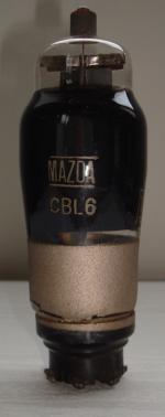 CBL6 MAZDA 8 broches Hauteur 130 mm Diamètre 44 mm
