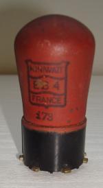 EB4 Miniwatt Hauteur 61 mm Diamètre 30 mm