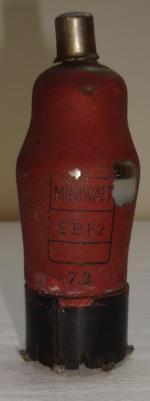 EBF2 Miniwatt Hauteur 85 mm Diamètre 30 mm