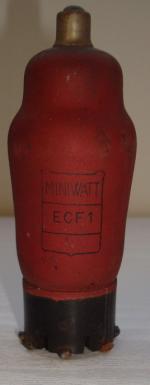 ECF1 Miniwatt Hauteur 93 mm Diamètre 35 mm