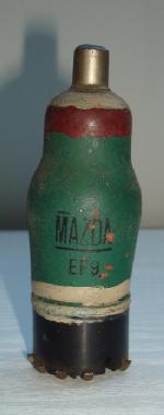 EF9 Mazda Hauteur 86 mm Diamètre 30 mm