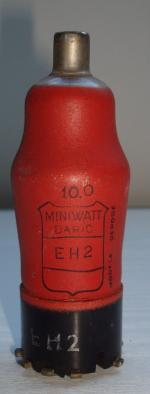 EH2 Miniwatt Dario Hauteur 85 mm Diamètre 30 mm