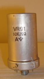 VR91 Hauteur 65 mm Diamètre 33 mm