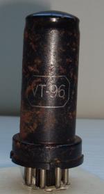 VT-96 KEN-RAD Hauteur 80 mm Diamètre 25 mm