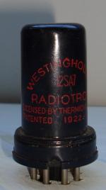 12SA7 Westinghouse Radiotron