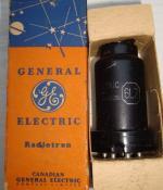 6L7 General Electric Hauteur 76 mm Diamètre 25 mm