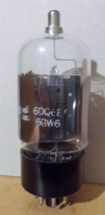 6DQ6B,auch 6GW6, Hersteller GE