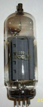 1968 ECC tube PL519 tube from my collection