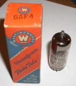 WESTINGHOUSE 6AF4 TUBE
