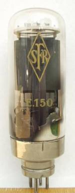 SFR   E.150  4 pin  culot métal