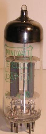 Miniwatt Dario  Noval 9 pin Poids : 10 grammes