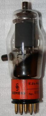 Tube Valve Rohre E2b SIEMENES Amt. 1939