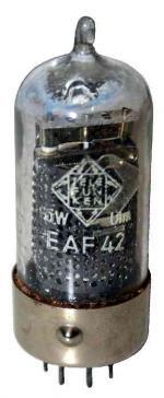EAF42 - Telefunken