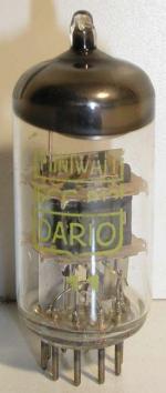 Miniwatt Dario Noval  9 pin