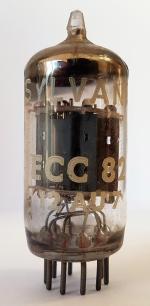 ECC82 Sylvania
