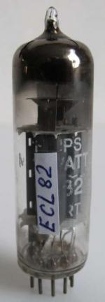 ECL82 Philips Miniwatt