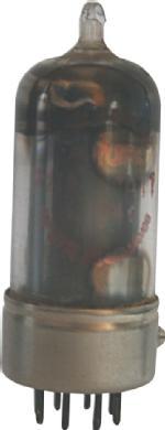 EF 41, Pentode ZF - Hersteller unbekannt, integriert in Deso 501