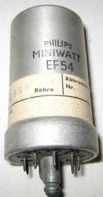 EF54 Miniwatt