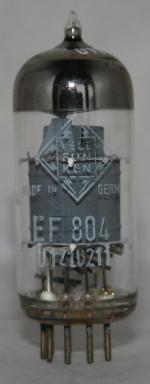 EF 8O4 Telefunken Deutschland TFK D