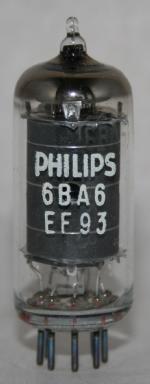 EF 93 Common type tubes/semicond EU