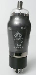 EL12 Spez Telefunken