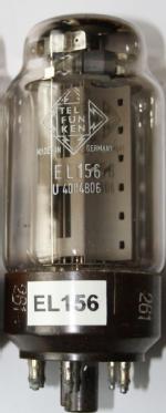 Tube Valve EL156
