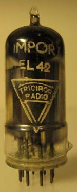 EL42 Trioiron Radio Import
