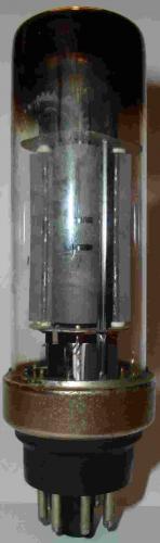 EL34 aus Saba Meersburg WII Baujahr 12/52.