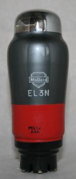 EL 3 N Philips Eindhoven tubes international NL