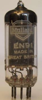 EN91  Tetrode Thyratron Mullard Made in GB