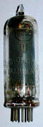 A French Grammont 6AQ5 valve