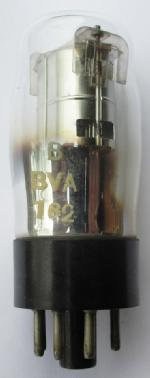 A British BVA162 valve