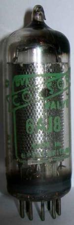 Cossor 6AJ8 valve