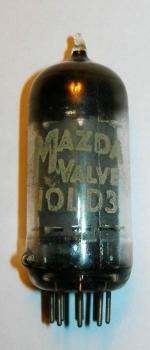 A Mazda 10LD3 valve