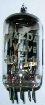 A Mazda 30FL1 valve
