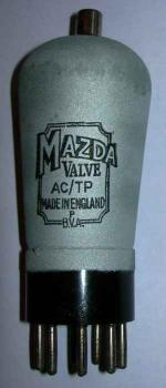A Mazda AC/TP 9 pin valve