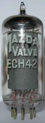 Mazda ECH42 valve