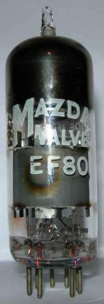 Mazda EF80 valve.