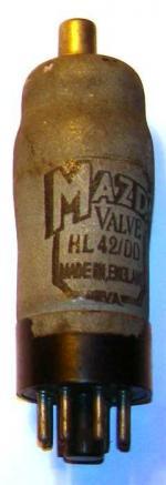 A British Mazda HL42/DD valve